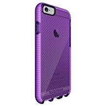 best sneakers 027b9 83551 Apple Iphone 7/8 Tech 21 Evo Check Purple