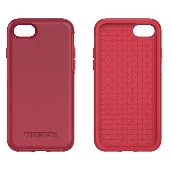 new style 8e250 dee85 Apple Iphone 7/8 Otterbox Symmetry Red