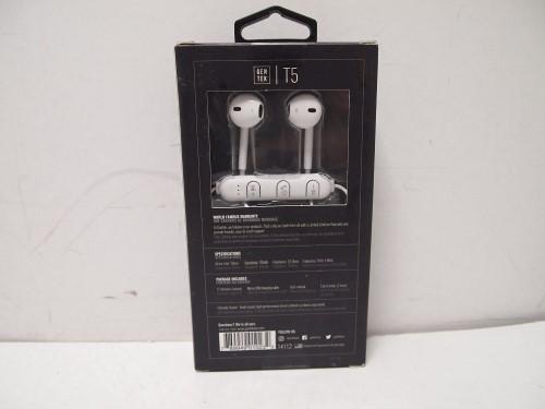 0f3b884bce4 Gentek Bluetooth Headset Bluetooth Headset T5 – FR Wireless